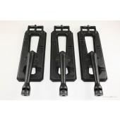 "15-3/4"" X 4-3/4"" Member Mark Cast Iron burner 3 pk"