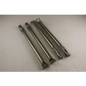 "16-13/16"" x 1"" Stainless Steel Tube Burner 4 Pack"