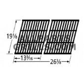19-1/8 X 26-3/8 2-piece Cast Iron Cooking Grid