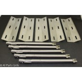 "17"" X 1"" Ducane (5pc) Burners & Heat Plates Repair Kit"