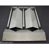 "18"" x 15-3/4"" Tuscany Burner and Stainless Steel HP repair kit"