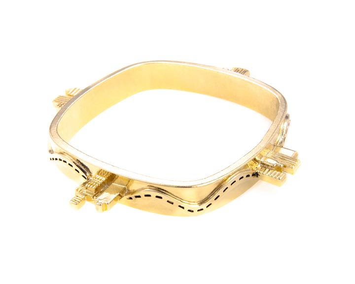 Cities & Roads Bangle