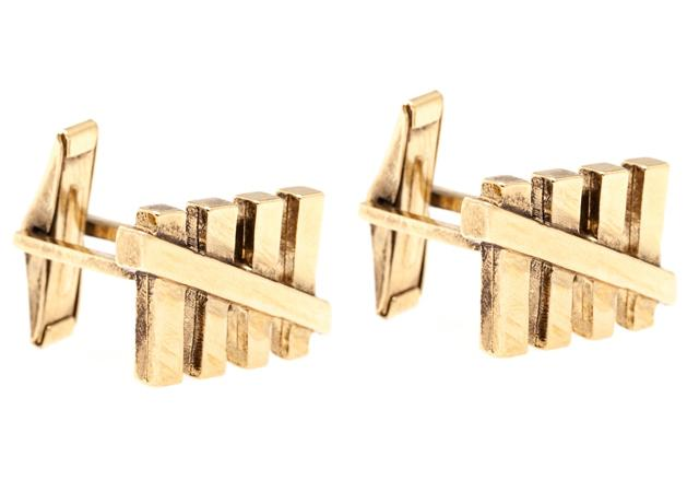 Tally Cuff Links