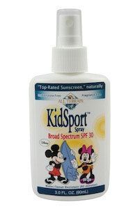 Mickey & Minnie Mouse SPF30 Spray