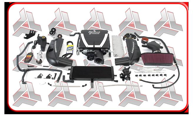 2005 - 2007 C6 LS2 E-Force Supercharger Kit
