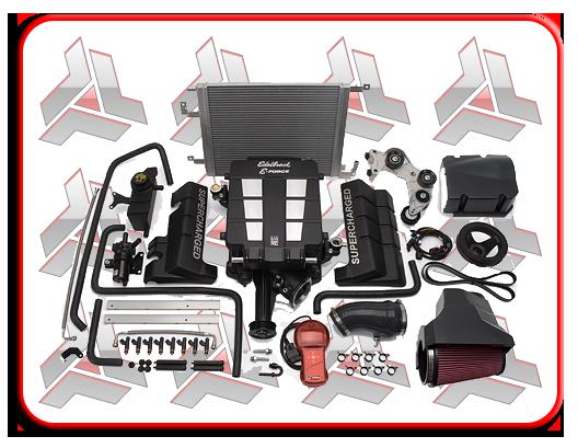 2006 - 2008 5.7L Hemi LX E-Force Supercharger