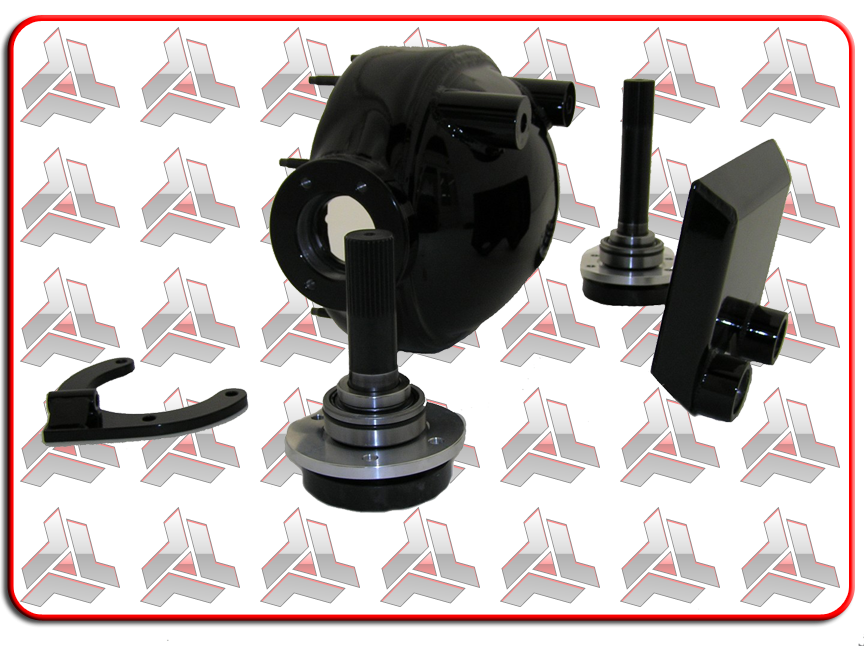"""2006-2011 Challenger 9"""" Differential Conversion Kit"""