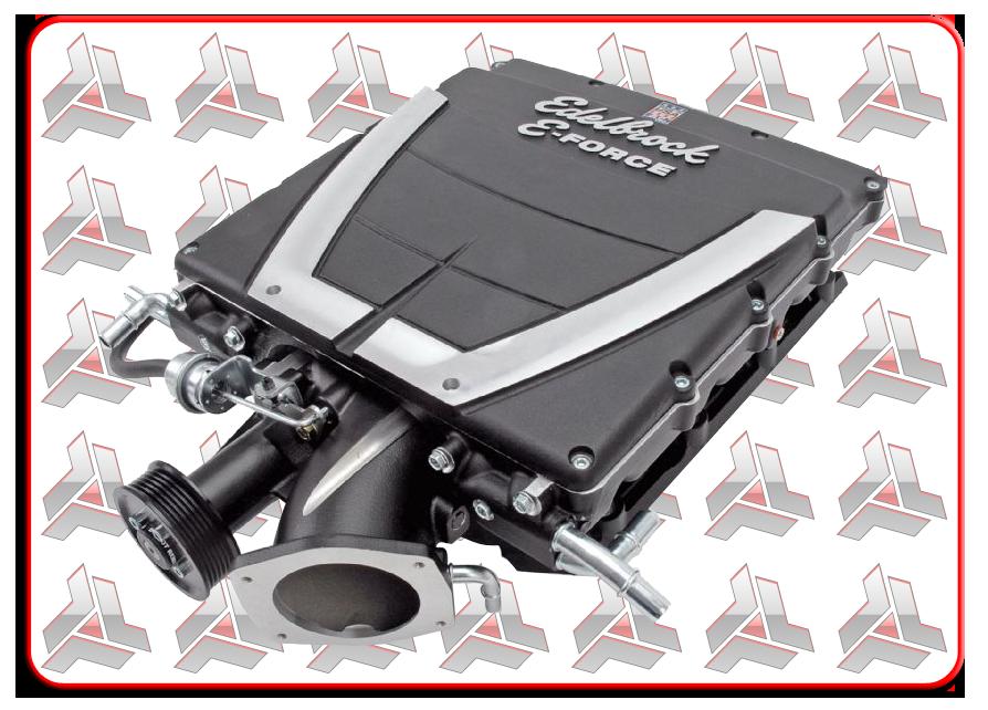 2004 - 2006 Pontiac GTO E-Force Supercharger