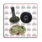 2004-2006 Pontiac GTO 108mm Bolt-on Differential Stubs (for stock GTO differential with replaceable spline section)