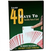 40 Ways to Force A Card - DVD