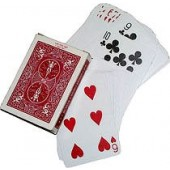 Double-Face (Bicycle) Deck Red or Blue Back